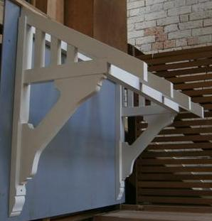 Fedwood Timber Balustrading Handrails Posts Verandah