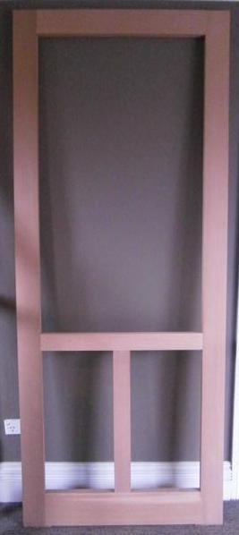 Gulgong Fly Screen Door & Fedwood Timber - Balustrading Handrails Posts Verandah Brackets ...